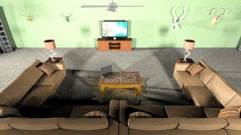 taylors man room - Office - by Taylor Burt