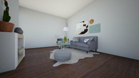 Lounge - Minimal - Living room - by Brennahollis