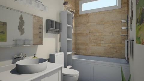 budget bathroom - Classic - Bathroom - by kat1016