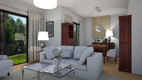 Living Room Upgrade  - Living room - by Christiane Stolze