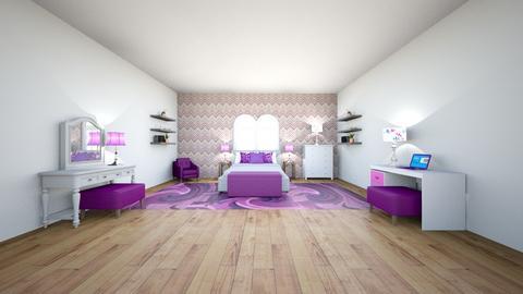 girls room home 4 - by Reedphia