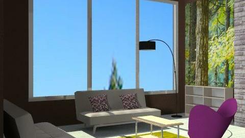 under 1000 - Minimal - Living room - by designerv