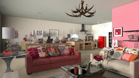 nyloftmodel - Living room - by ipkslk