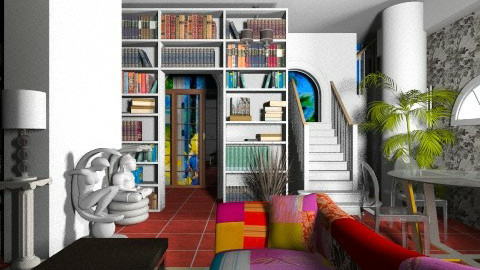 stylers - Glamour - Living room - by maya