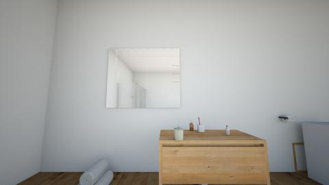 testek - Bathroom - by Araujo