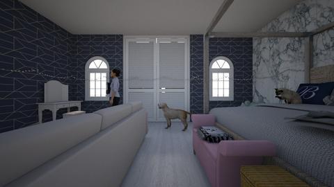 n - Bedroom - by desgirl12
