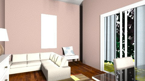 minimalist_ - Country - Living room - by cokoye
