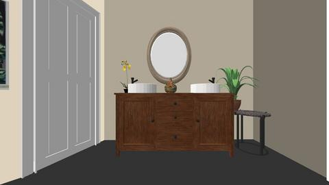 BATH AND LAUNDRY ROOMS - Bathroom - by TeresaDesign