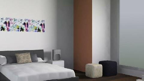 BEDROOM1 - Bedroom - by Caroline Lily