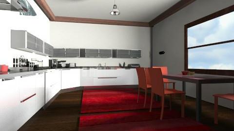 gggg - Minimal - Kitchen - by enasays