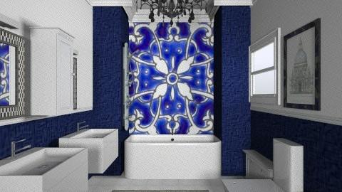 bill bath1 - Bathroom - by Desmonde Monroe