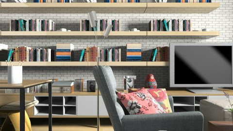 Livingroom - Modern - Living room - by Weiting Chien