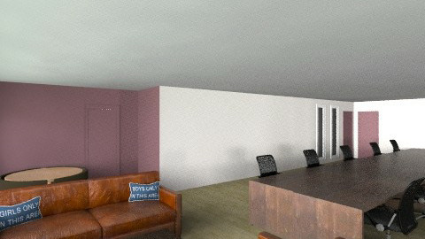Bonhill 6th Floor eating  - Rustic - Office - by matte8000