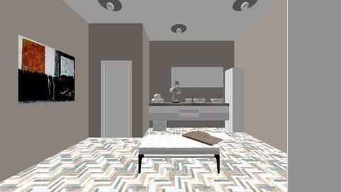 ALIGN BATHROOM - Bathroom - by kyleeschill1