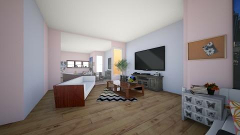 Gamer bedroom - by Mya9