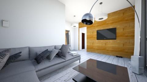 drewno ho8y - Retro - Kitchen - by ewcia11115555
