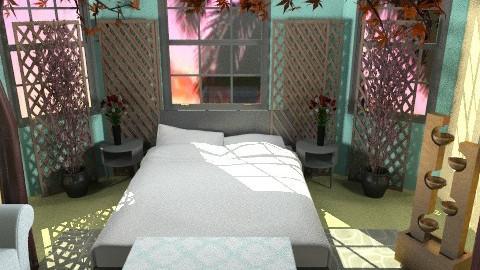 Nature retreat - Bedroom - by SierraL