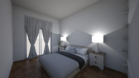 Relooking bedroom - Minimal - Bedroom - by Studio Shanka