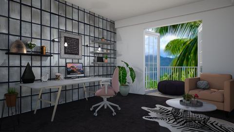 1 - Office - by IrmaPudzemyte