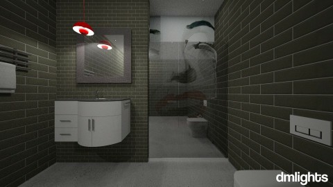 pop - Bathroom - by DMLights-user-1133665