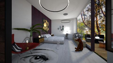 trialM - Living room - by Silvia Pompieru