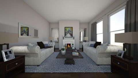 Modern Living Room - Living room - by clmsfsd