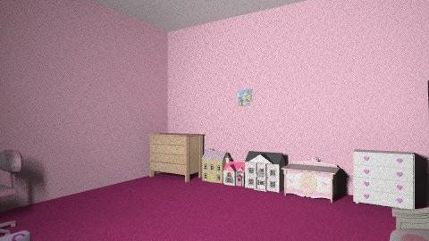 PINK - Bedroom - by JA Design