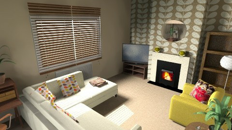 Living Room 1 - Living room - by Langers