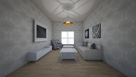 1 - Living room - by Catallyna S