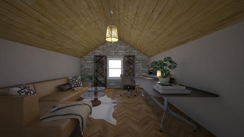 room - Office - by jouana