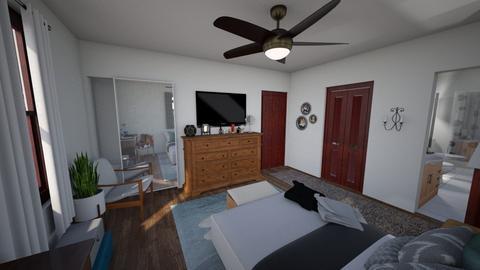 grama - Bedroom - by jdenae3