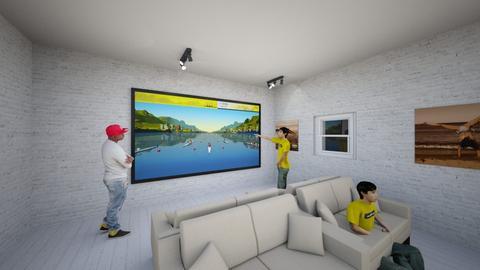 podval444455 - Modern - Office - by ulyan