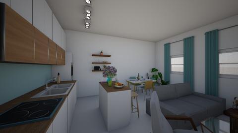 Kitchen 1 - Kitchen - by natalia1678