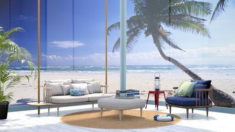 LIKE IF U WANA B HERE NOW - Living room - by lovedsign