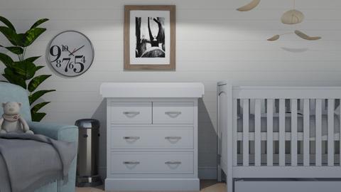 nursery - Kids room - by decor_44