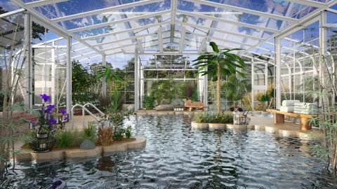 Greenhouse Effects - Global - Garden - by evahassing