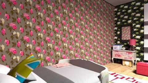 bedroom - Modern - Bedroom - by ninokala