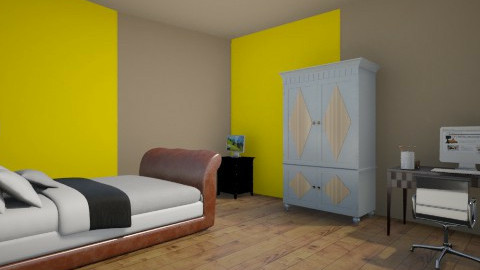ahmed246 - Bedroom - by ahmed246