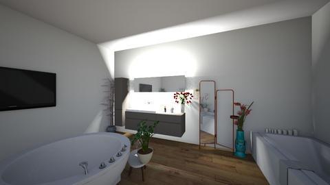 bathroom - Bathroom - by LienM