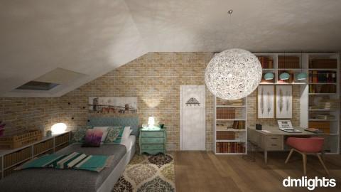 Noche - Bedroom - by DMLights-user-987470