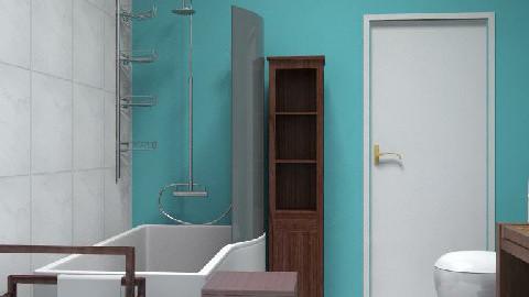 Jellicoe Guest Bath - Minimal - Bathroom - by CamillaShea
