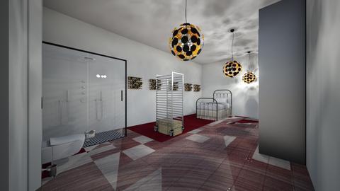 Piggys Food Storage Room - Modern - by EthanStocker