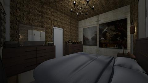wooden bedroom - Classic - Bedroom - by summeja