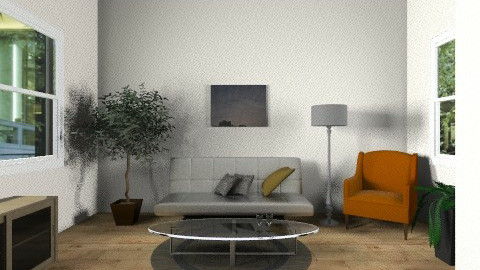 My living room 3 - Modern - Living room - by Gregorymydeco