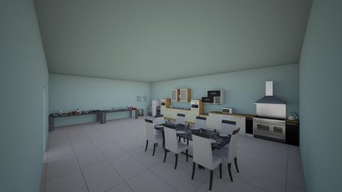 Nikolai and Esmeralda 2 - Kitchen - by RitchieValens640