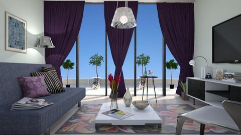 M_sample - Living room - by milyca8
