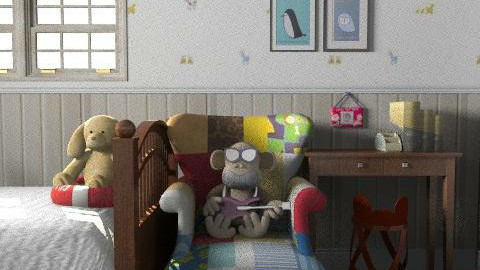 Villa Camogli Bed Boy3 - Global - Kids room - by limina88