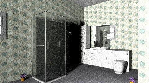 bath - Modern - Bathroom - by cokoye