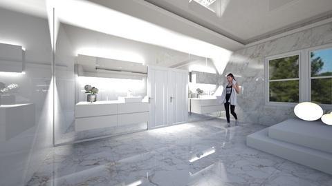 bedroom bathroom b - Bathroom - by abida427