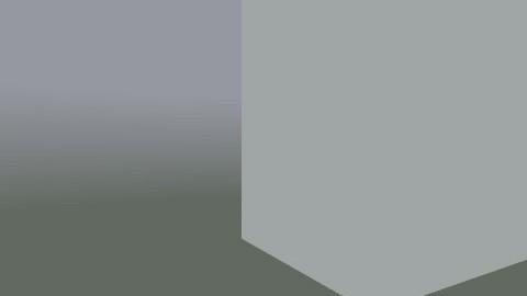 Hall Bathroom 2 - Retro - Bathroom - by sure30